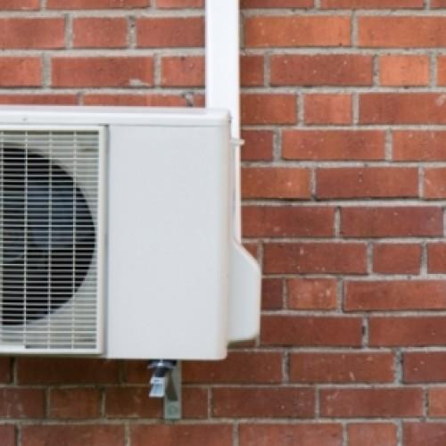 Hvor bør luft til luft varmepumpen plasseres?
