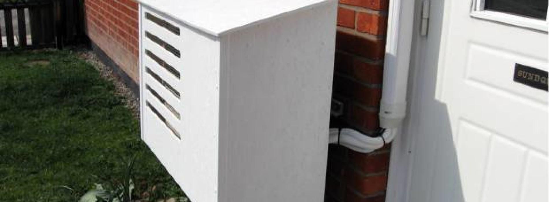 Varmepumpehus er viktig og har en lav pris
